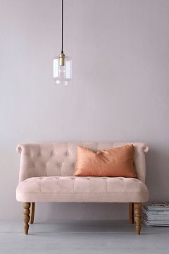 Ellos Home Roosa Mystiq-sohva