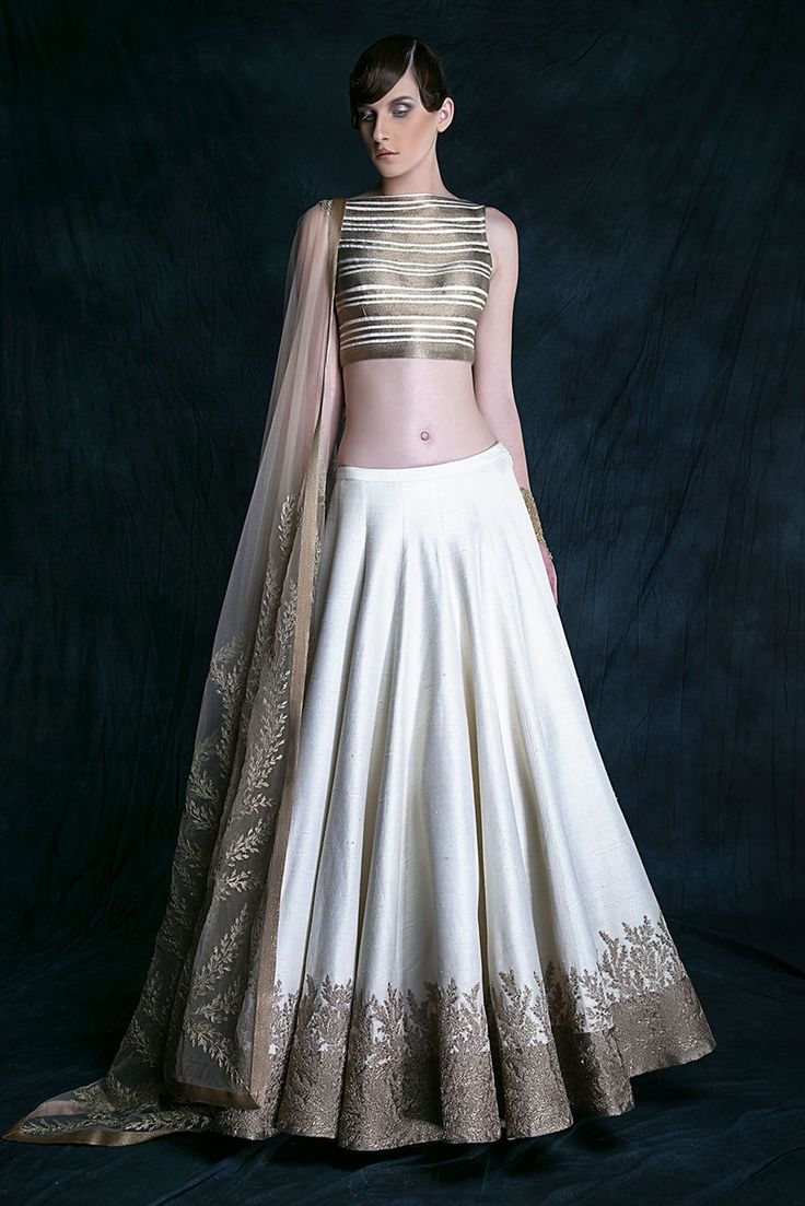 Shantanu & Nikhil I love it, can't think of a place I know where it would make sense to wear but I applaud the fab girls who have places to go who can wear this! Please for heavens sake post pics!