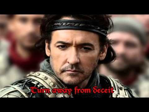 Dragon Blade Soundtrack Roman Song with (Lyrics)