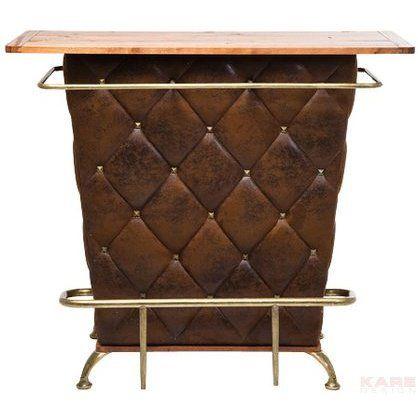 Bar Vintage, kare design