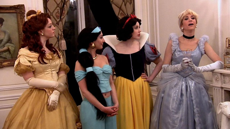 Saturday Night Live - Disney Housewives - Video - NBC.com