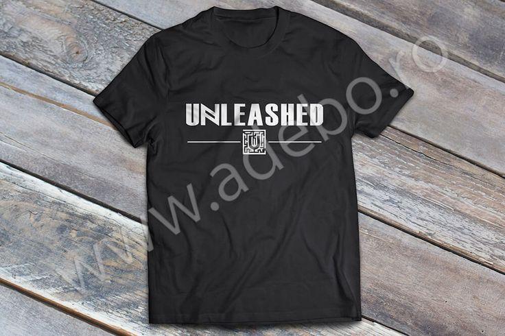 Tricou UNLEASHED Untold Festival. Mergi anul acesta la Cluj si ai nevoie de un tricou personalizat UNTOLD Festival, ai nevoie de un tricou cu care sa iesi in evidenta? Contacteaza-ne!