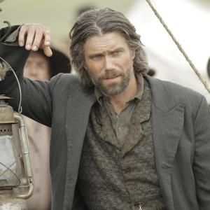 Anson Mount • Hell on Wheels