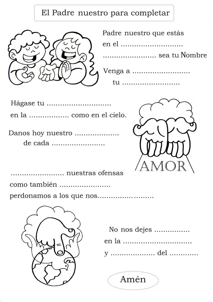 94 best Oraciones católicas images on Pinterest | Catechism ...