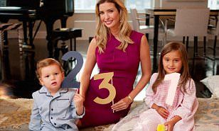 Ivanka Trump is expecting her third child with husband Jared Kushner. The businesswoman announced the happy news with a cute video on her Facebook page.