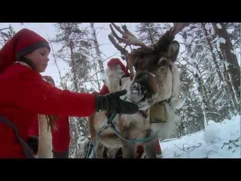 Rovaniemi – a Mikulás hivatalos lakhelye