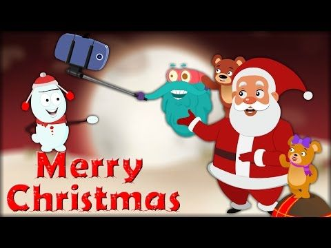 We Wish You A Merry Christmas | Christmas Songs for Kids | Christmas Song Collection | Peekaboo Kids - YouTube