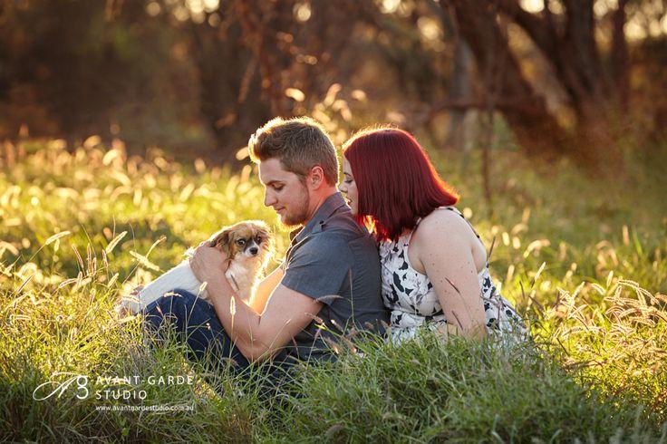 {April and Ethan Creative Session} Newman Portrait Photographer