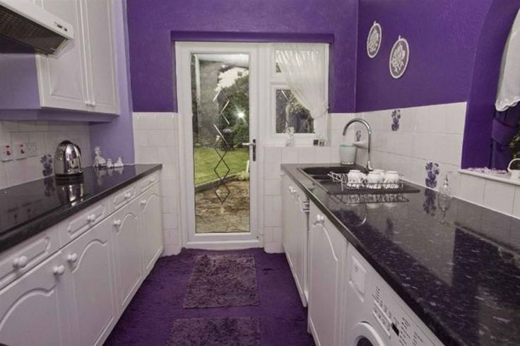 Did You Ever Seen Such A Purple House[photos] | LikeToPostLikeToPost  ok I guess…