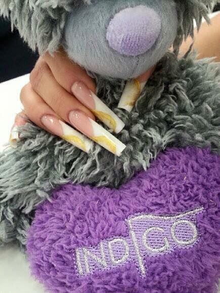 III Miejsce Salon Twist (gel) na Mistrzostwach Nail Pro w Wilnie, Indigo Educator Lena Kurach - Follow us on Pinterest. Find more inspiration at www.indigo-nails.com #nailart #nails #omg #polish #indigo