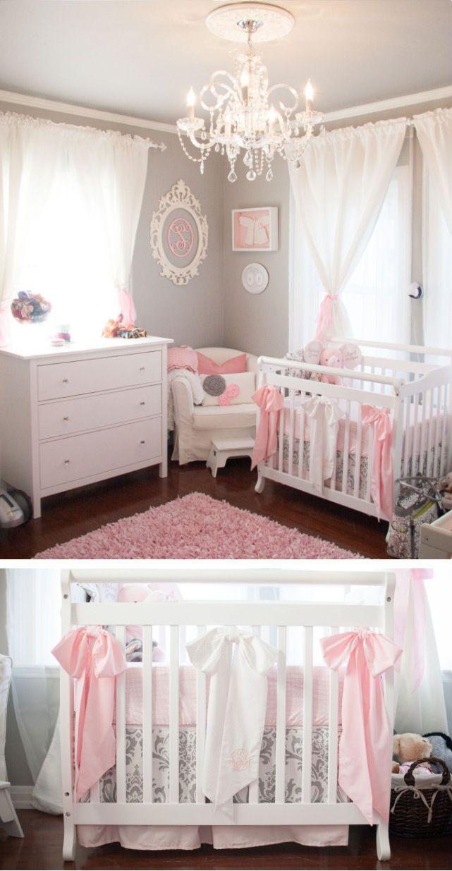 11 Latest Trend of Cute Baby girl Room Ideas #decorideas #nursery