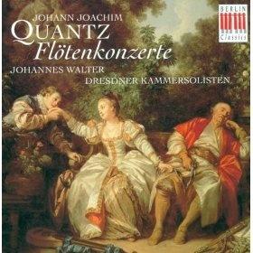Quantz, J.J.: Flute Concertos