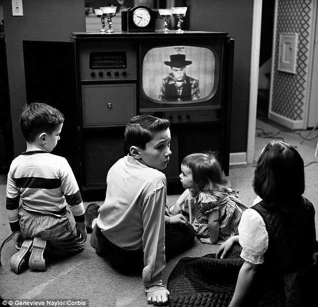 television in the 1950s impact on This feature is not available right now please try again later.