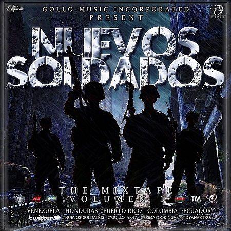 Los Soldados Mix Tape 2013