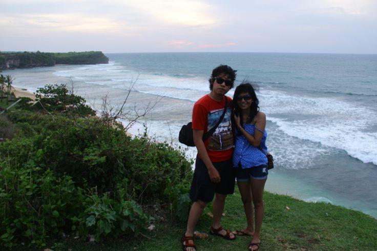 Bali, Balangan beach 2013
