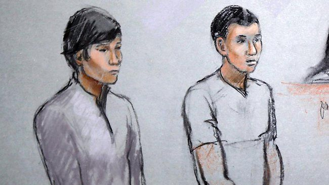 2 friends of accused Boston Marathon bomber charged with obstruction INFOWARS.COM BECAUSE THERE'S A WAR ON FOR YOUR MIND