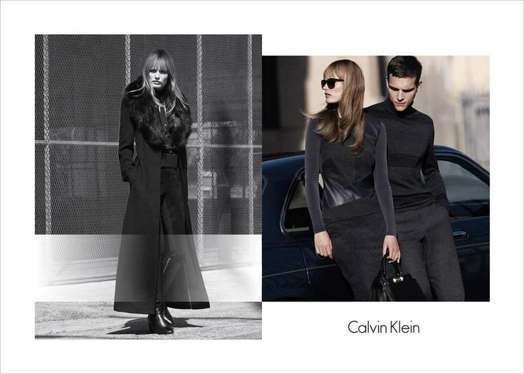 Calvin Klein White Label F/W 2015 (Calvin Klein)