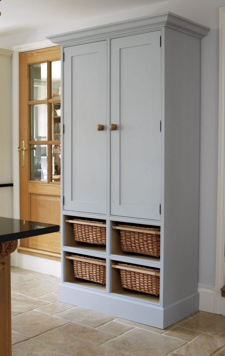 Free Standing Pantry Ideas Design Ideas for Home Design in ...