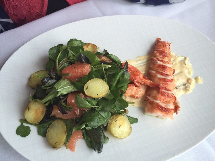 Asiate - New York, NY, United States. Lobster salad