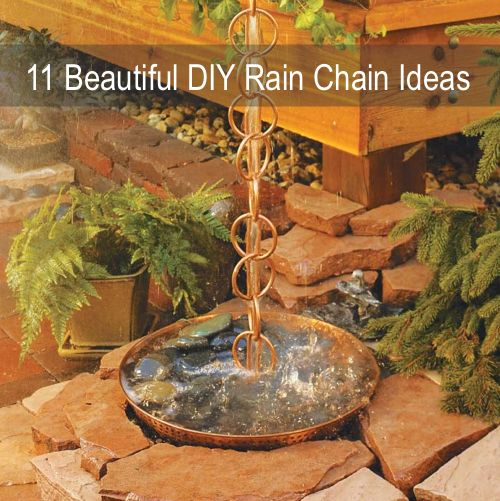 173 best images about Rain Chains on