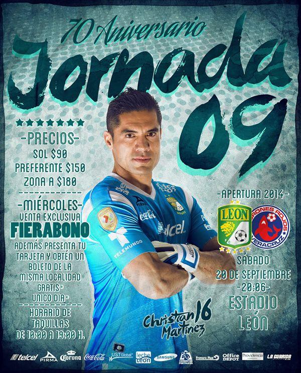 Club Leon 70 Aniversario on Behance