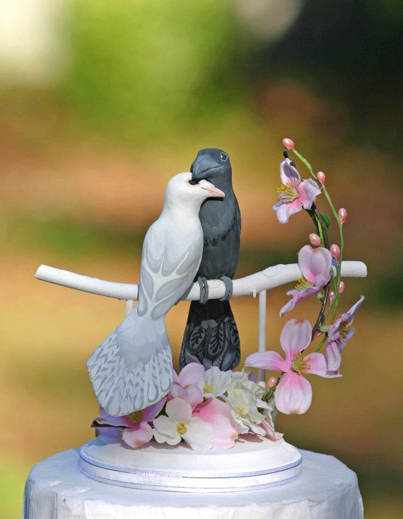 wedding cake topper birds 17 best ideas about bird cake toppers on angry 26297