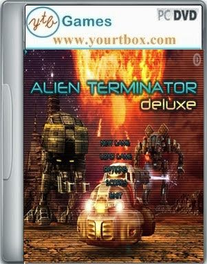Alien Terminator Game - FREE DOWNLOAD - Free Full Version PC Games and Softwares