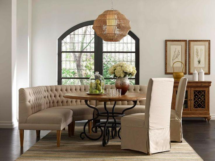 Artisan's Shoppe Dining - Antique Caramel by Kincaid Furniture (Belfort)