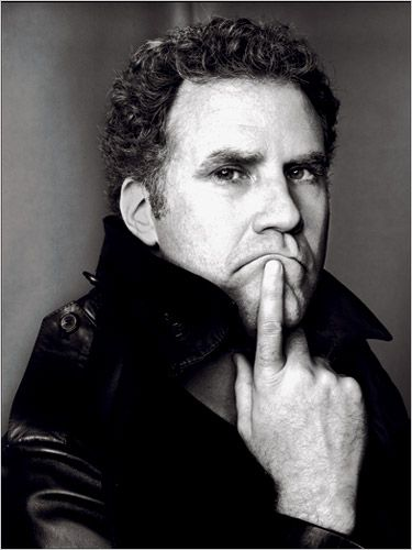 Will Ferrell --Funny Faces - The New York Times > Magazine > Slide Show > Slide 4 of 8