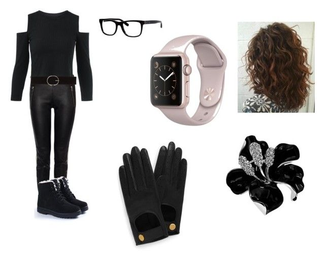 """""""Date with Isaac"""" by janiesthoughtsrevive on Polyvore featuring Alexander McQueen, Mulberry, Vero Moda and Bobbi Brown Cosmetics"""