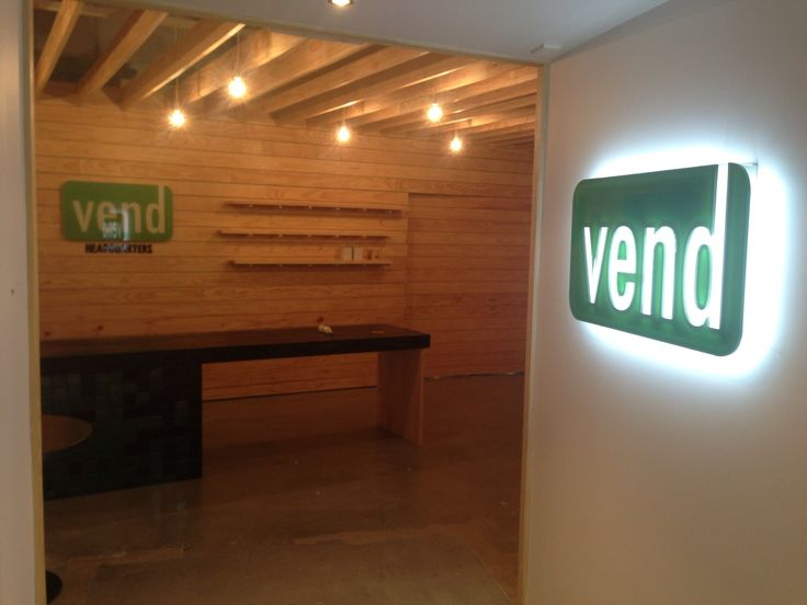 First Point Electrical.  Some of our work at Vend.