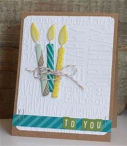 Cuttlebug™ 5x7 Happy Birthday Embossing Folder