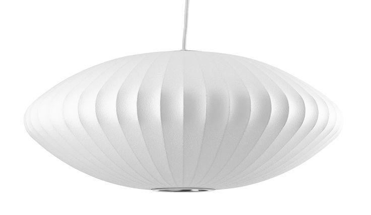 Bubble lamp Saucer av George Nelson