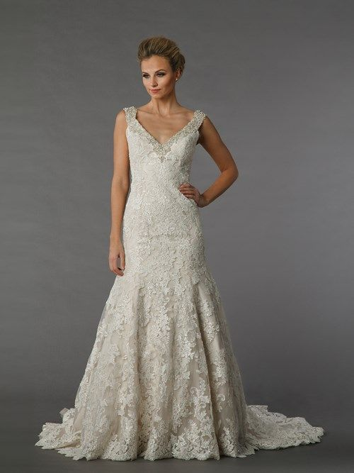 86 best Wedding Dresses images on Pinterest | Wedding frocks ...