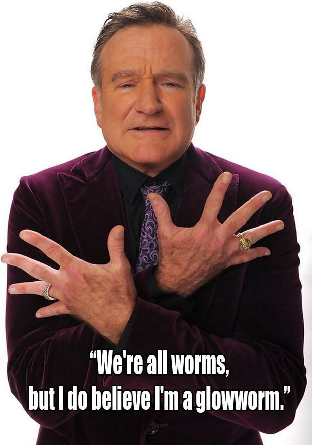 Best Robin Williams Ideas On Pinterest Robin Williams Actor - 14 hilarious inspiring quotes from robin williams