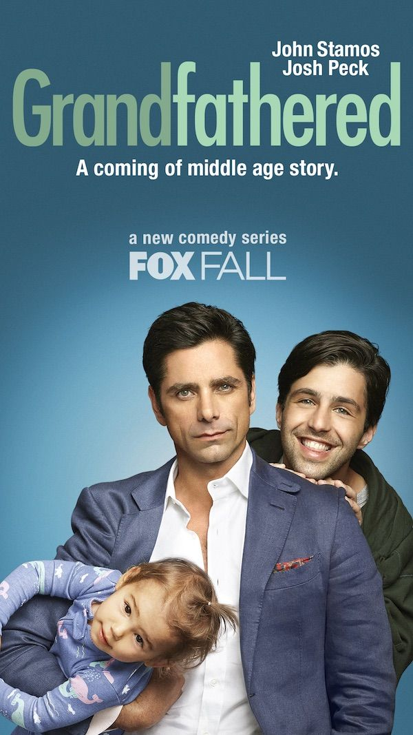 """Grandfathered"" - John Stamos. Sept 29th"