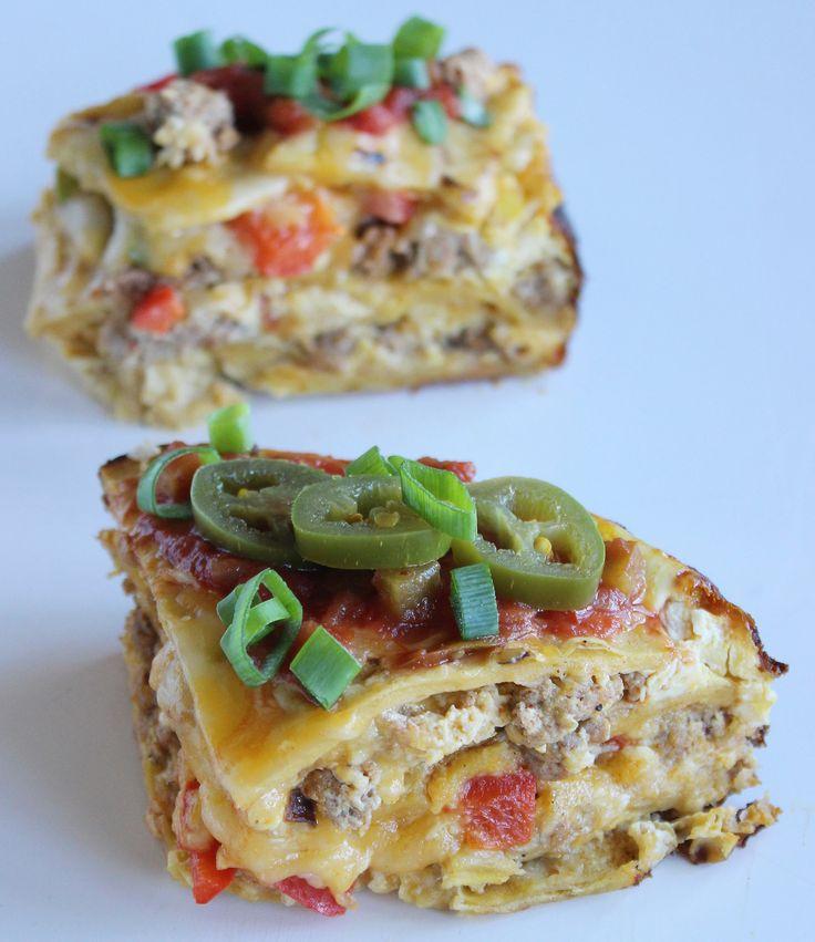 Mexican Breakfast Casserole | POPSUGAR Fitness