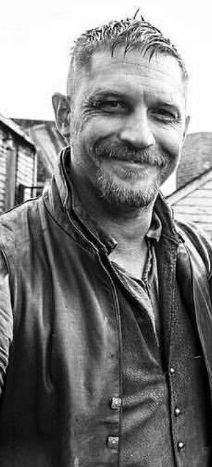 Tom Hardy, he was amazing in Taboo
