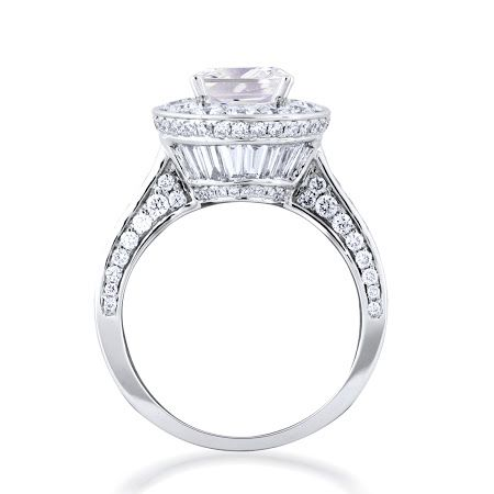 Stella Diamond Engagement Ring priced from $2500.00 http://diamondgalleria.com.au