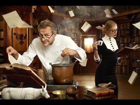 Chef Massimo Bottura Pt 1: Italy's top restaurant