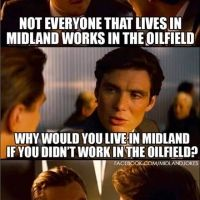 Midland TX Memes and Jokes