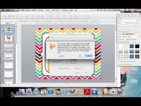 How to Save a Powerpoint File to Secure PDF without an Ugly White Border!