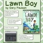 Lawn Boy Novel Guide, Test, Online Stock Market Simulation includes everything a teacher needs to use this great book in your classroom. Introduce ...
