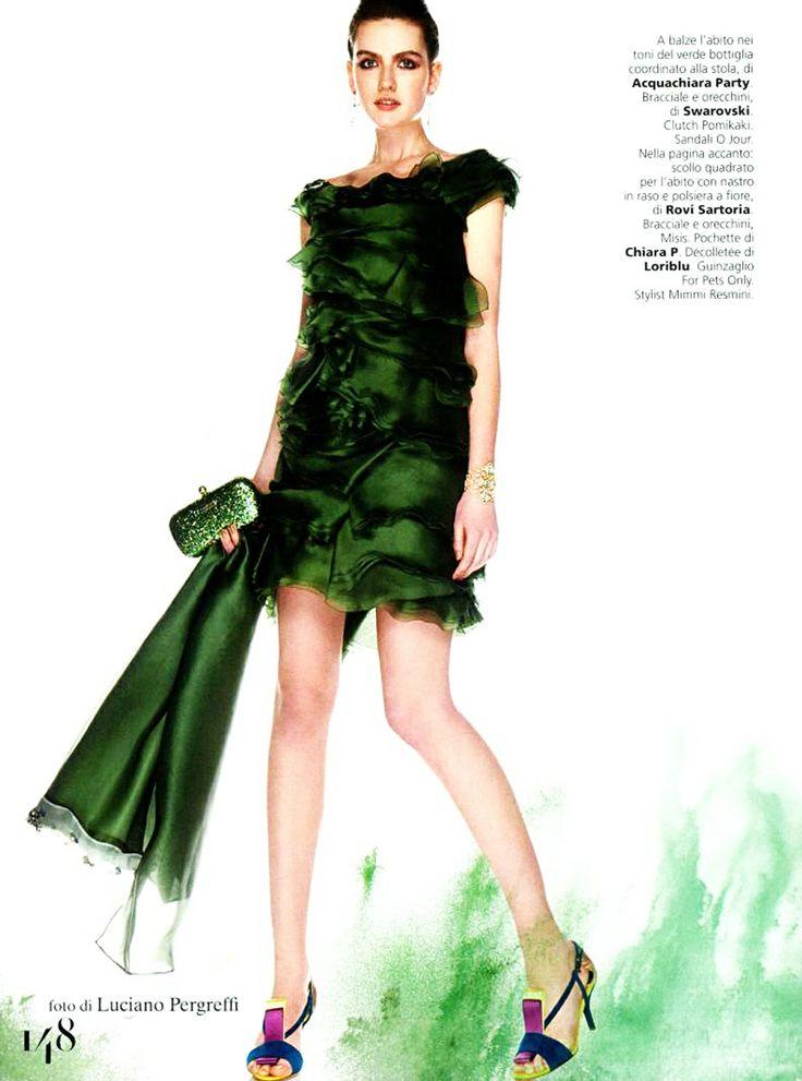 Pomikaki su Vogue Sposa