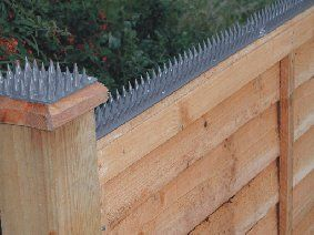 4m Home Security Fence Prikka Strip: Amazon.co.uk: Kitchen & Home