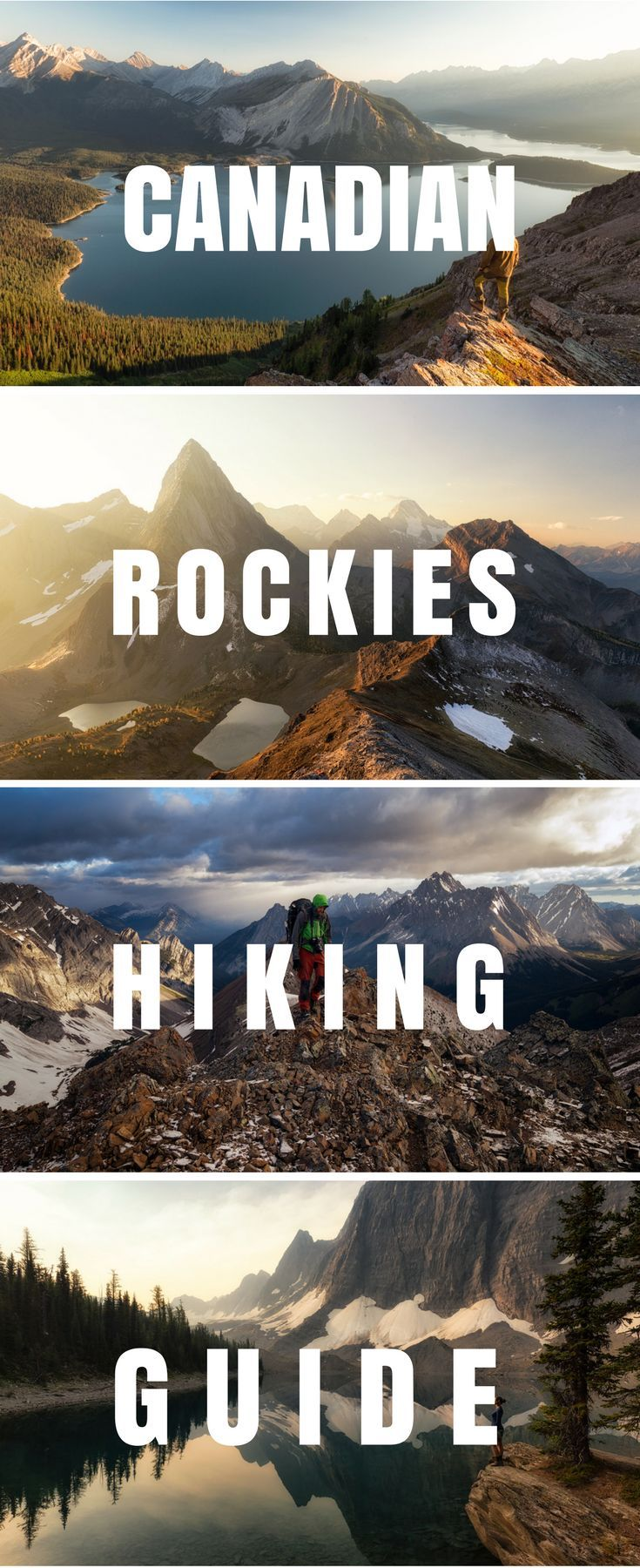 Unique Hiking Guide Ideas On Pinterest Walking Gear - The 10 best day hikes in canada