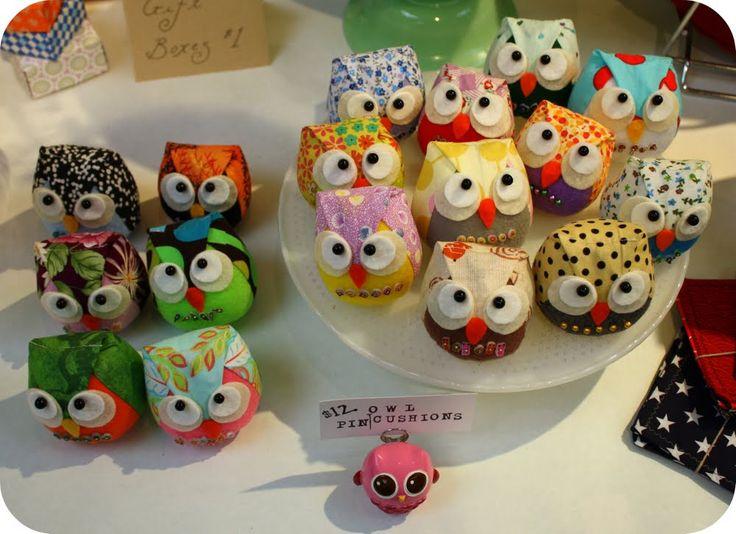 Oh the Cuteness!: Craft Fair Recap