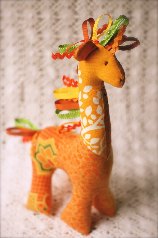 The Gentle Giraffe