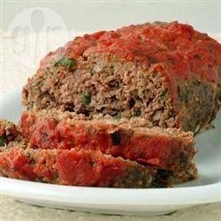 Pain de viande paléo @ allrecipes.fr