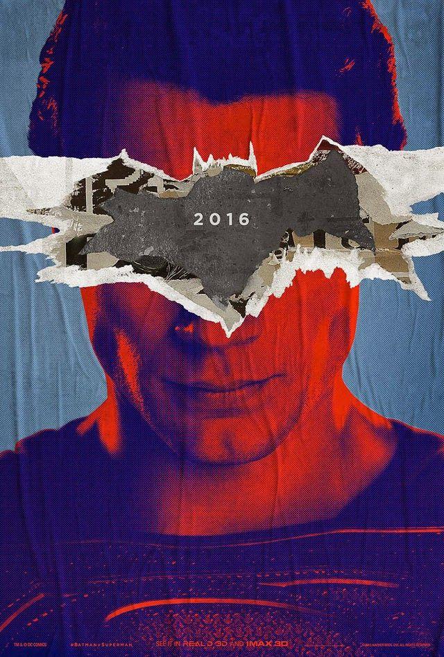 映画 バットマン v スーパーマン:ドーン・オブ・ジャスティス ポスター